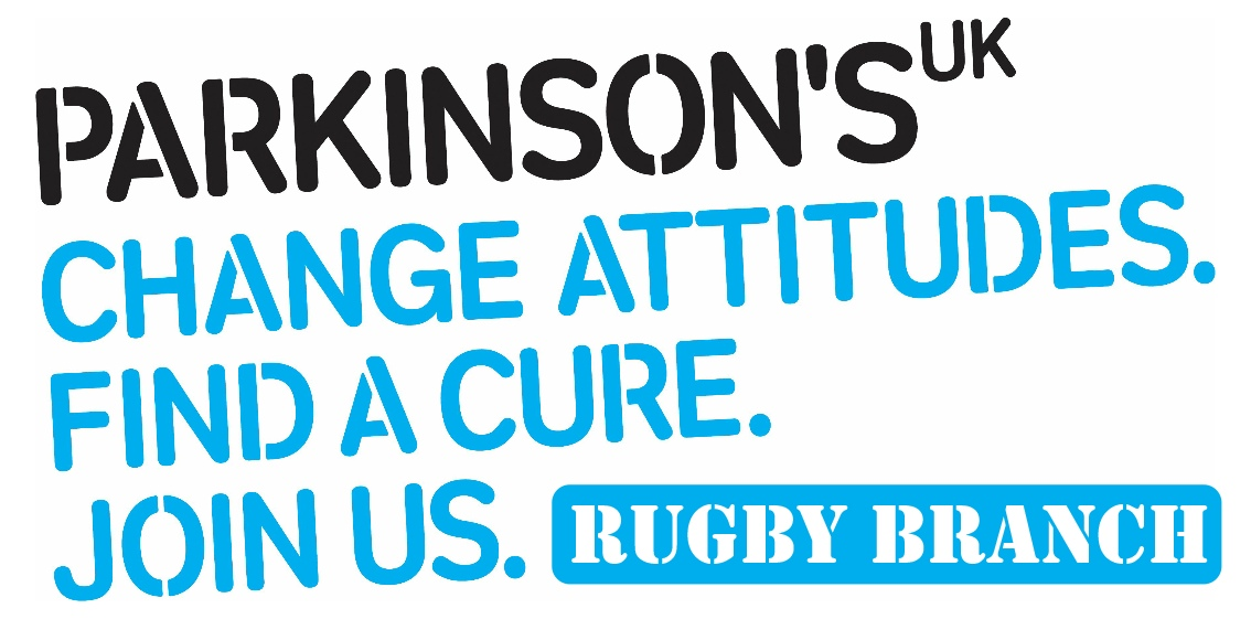 Parkinson's UK – Rugby Branch