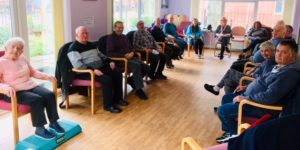 Seated Exercise Class @ AGE UK